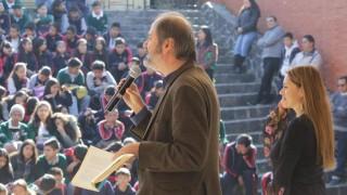 Participa Juan Villoro en Lunes por la Educación