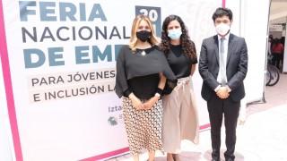 Reactivan economía STPS y STYFE con Feria de Empleo en la Ciudad de México